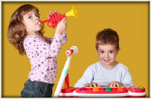 Preschool<br />Music
